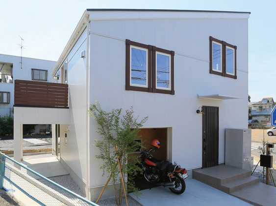 規格住宅,Bino, 家づくり,建築費,土地